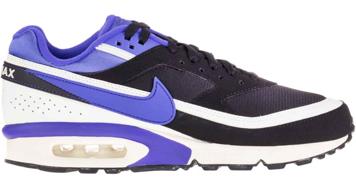96c90487179 ... hot lyst nike air max classic bw og persian violet in blue 2a594 fdb23