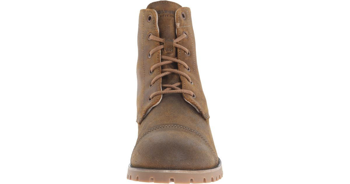 e382a5e4463 Wolverine Brown Wilbur Waterproof Leather Boot for men
