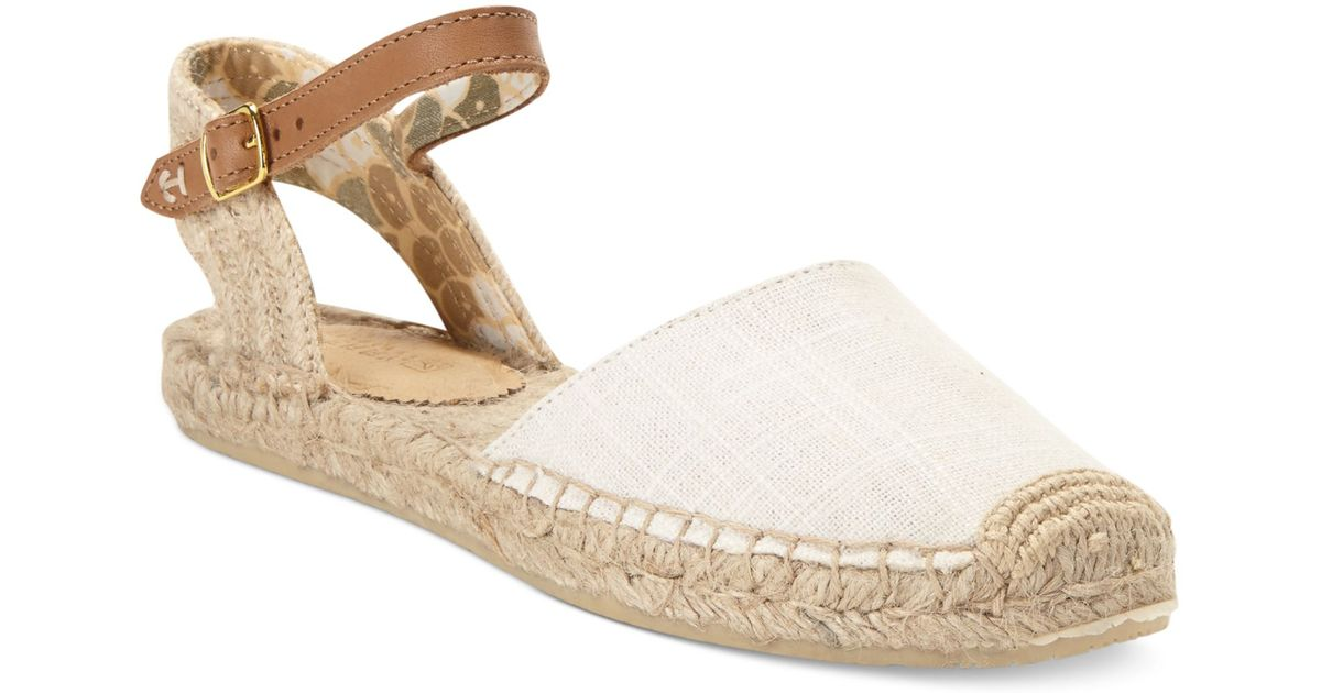 945bb81d495 Lyst - Sperry Top-Sider Womens Hope Sandals in White