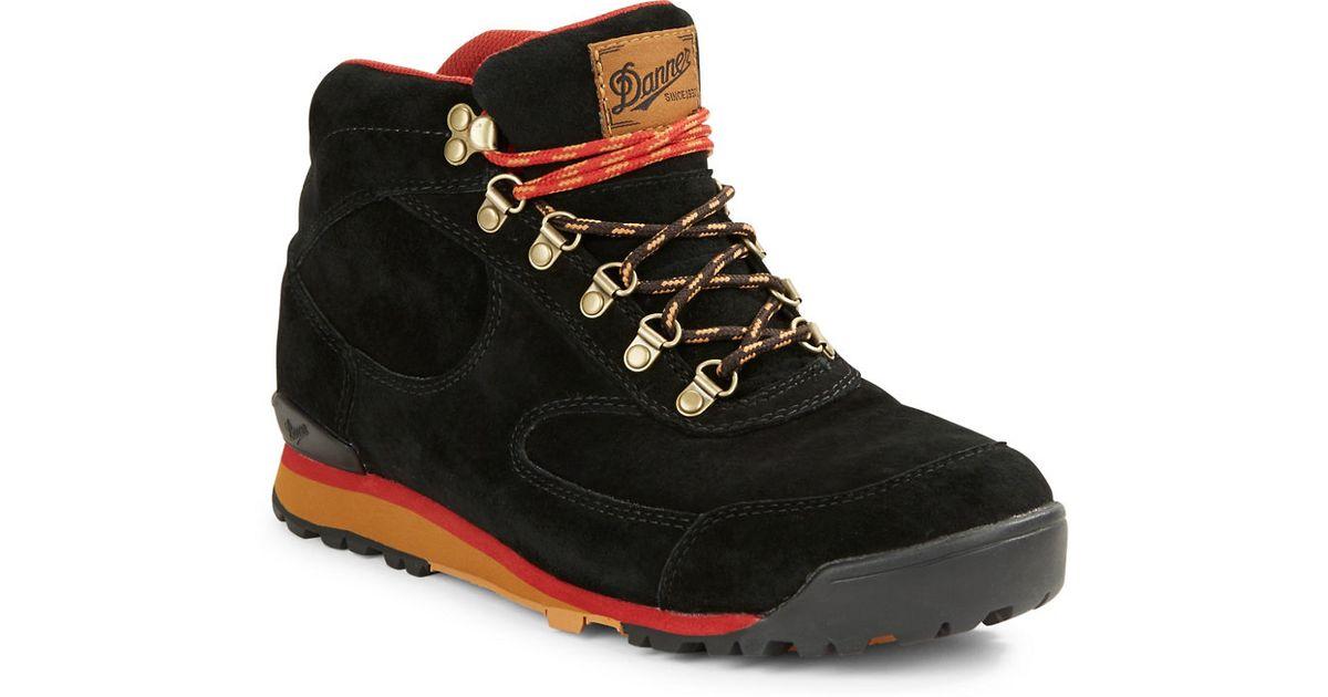 95c9500cbdf Danner Black Jag Hiking Boots for men