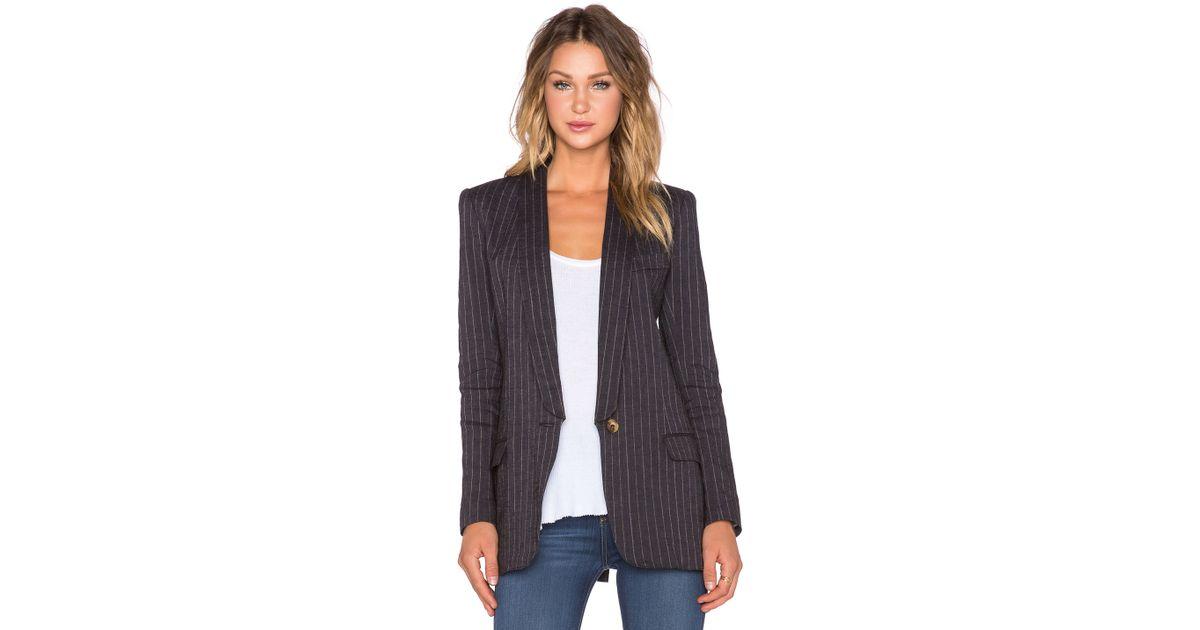 37c0c5875cc smythe-black-fade-pinstripe-long-shawl-boyfriend-blazer-black-product-0-951441488-normal.jpeg