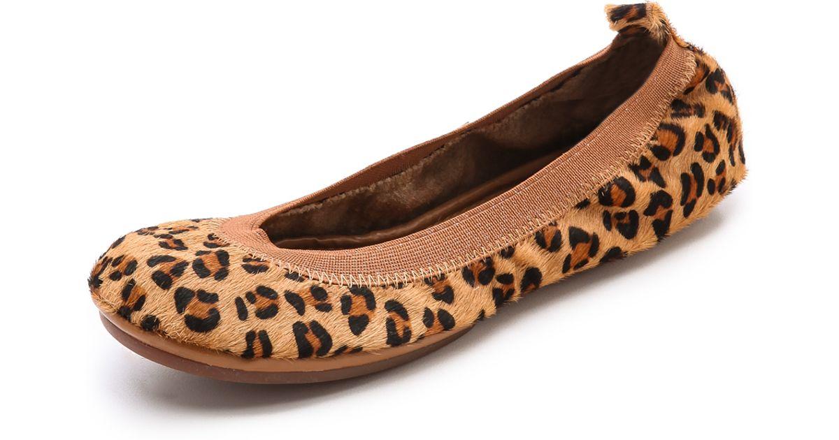 Yosi Samra Leopard Elastic Top Line