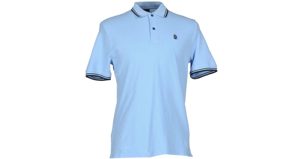 pretty nice e72c1 c2620 Marina Yachting Blue Polo Shirt for men