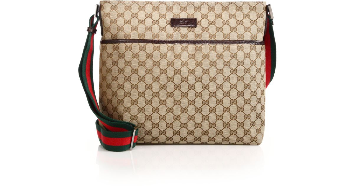 096d5ce0394 Gucci Canvas Messenger Bag - Bag Photos and Wallpaper HD