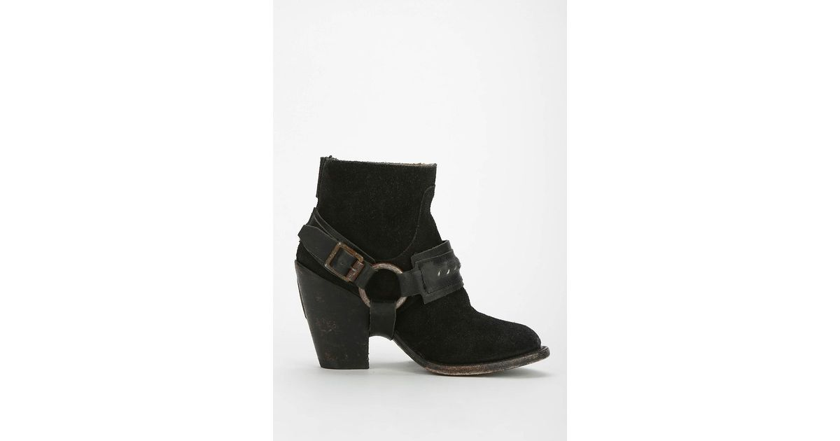 08862f743bf Freebird by Steven Black El Paso Heeled Ankle Boot