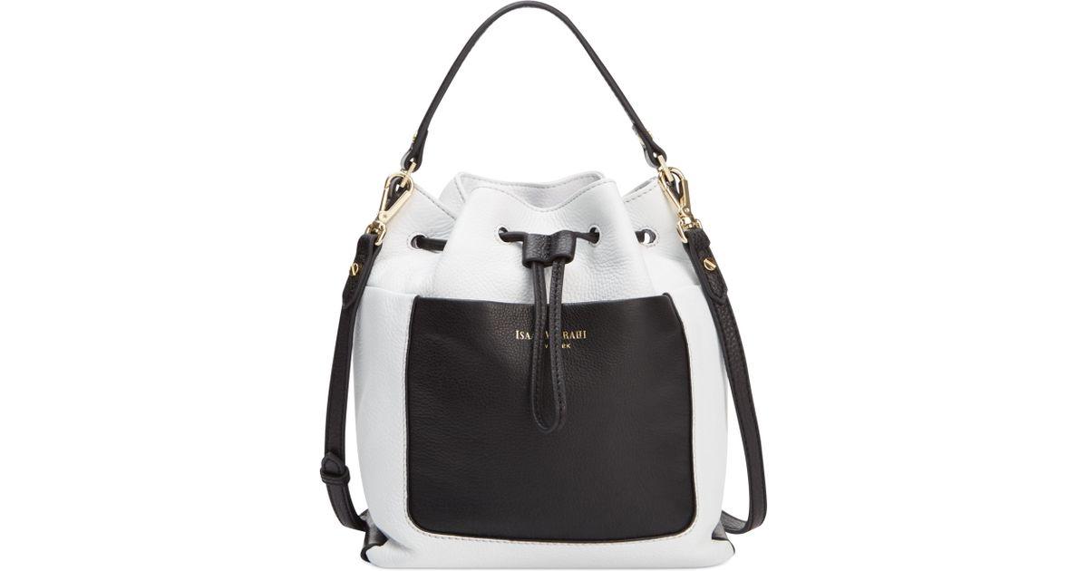 Isaac Mizrahi Lillian Bucket Bag
