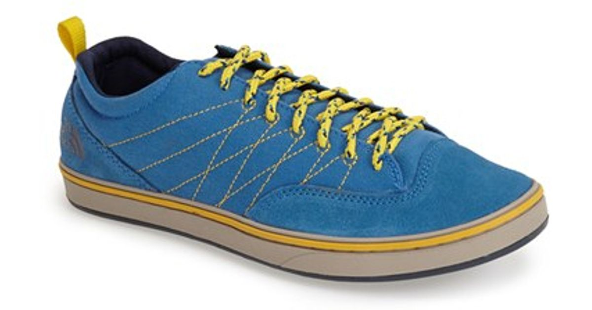 beb60f259 The North Face Blue 'base Camp Approach' Sneaker for men