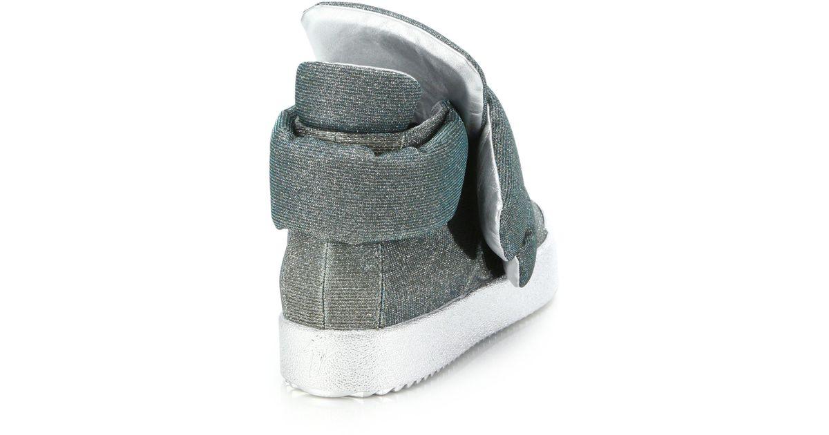 Giuseppe Sparkly Shoes Mens