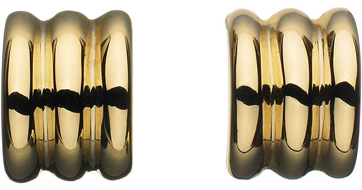 Lyst Links Of London Sweetie 18ct Gold Stud Earrings For Women In Metallic