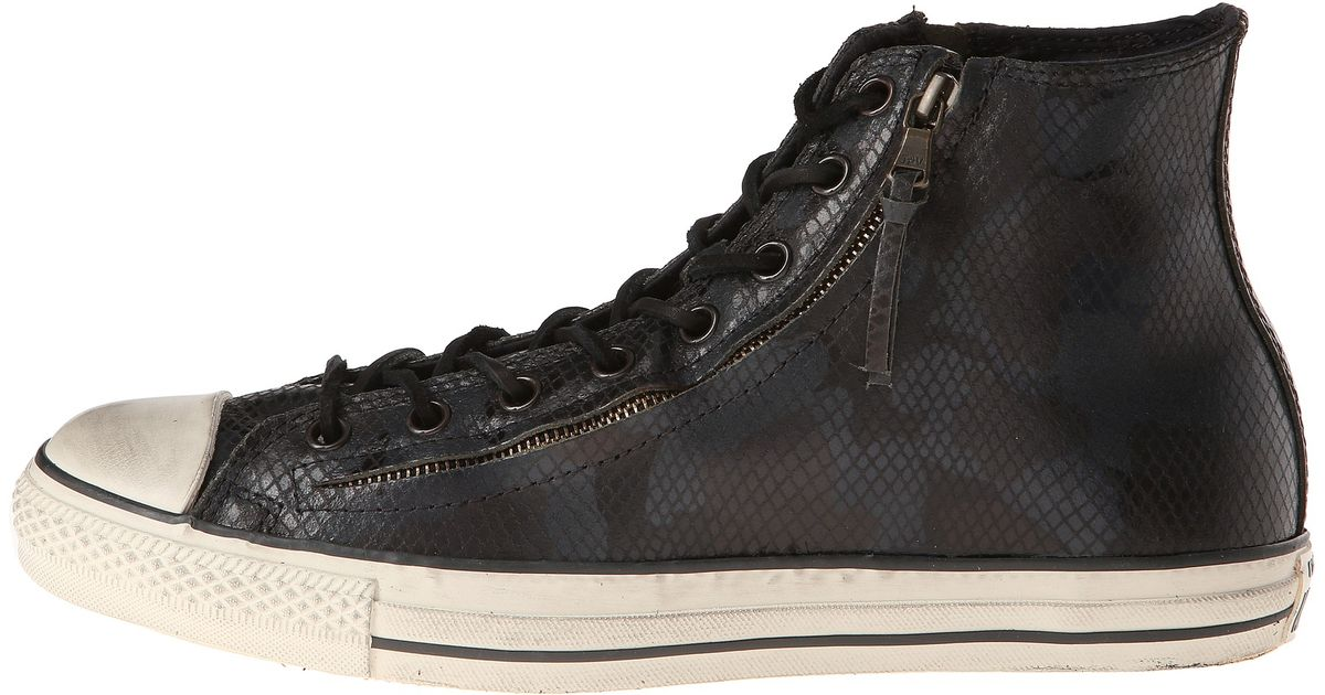 Converse Black Limited Edition Sneakers Donna Chuck Taylor Crochet