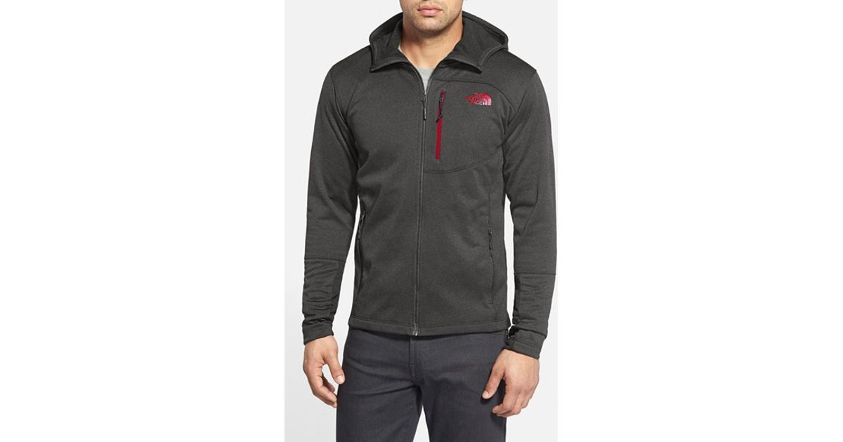 f19e92ee1 The North Face Black 'canyonlands' Full Zip Hoodie for men