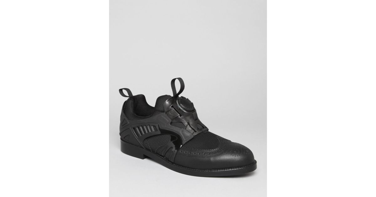 the best attitude c5900 dc46b PUMA Mihara Yasuhiro My72 Hybrid Sneakers in Black for Men - Lyst