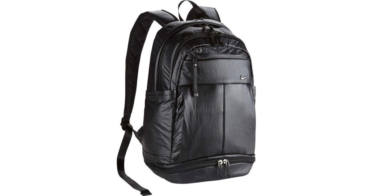 2cda5d641bc80 Nike Victory Backpack in Black for Men - Lyst