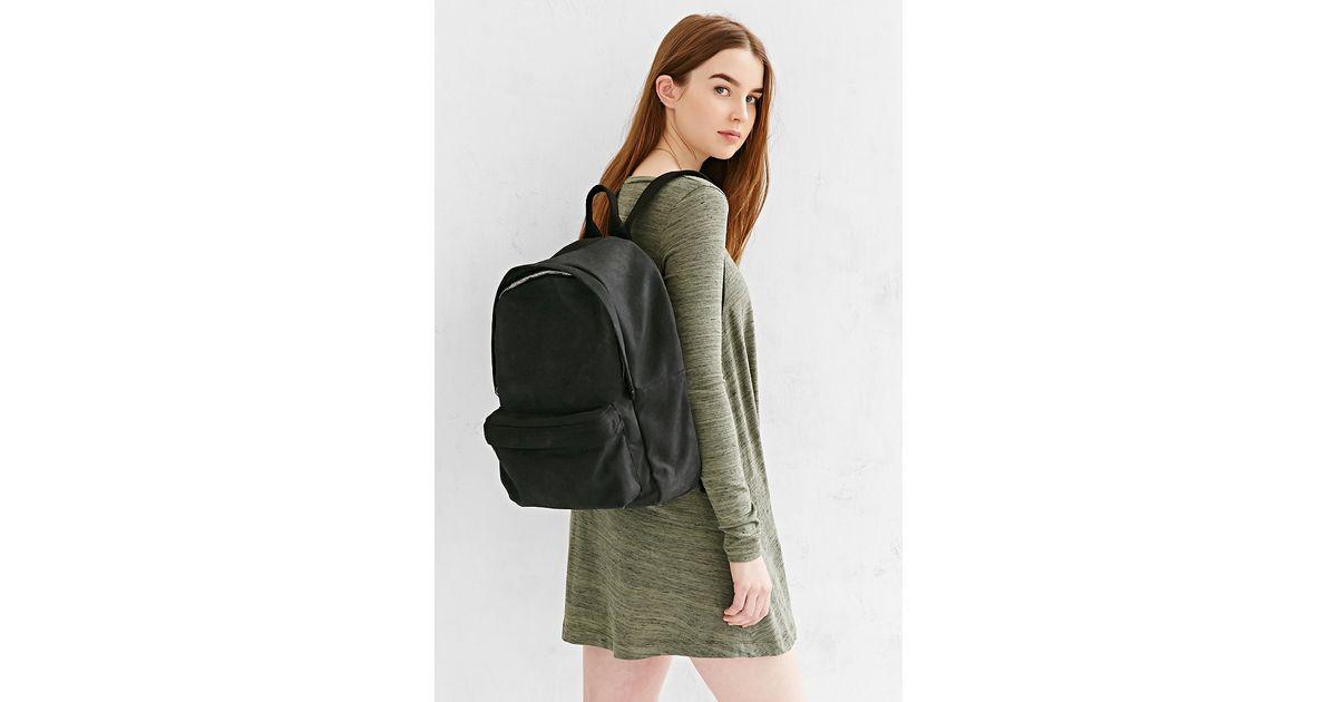 07693bad1103 Lyst - BDG Canvas Backpack in Black for Men