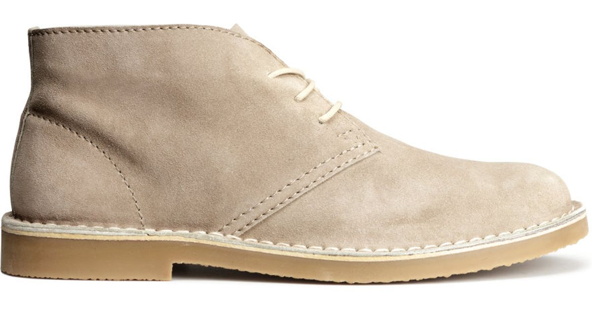 Natural suede desert boots buy cheap sale qxNgHLKDrz