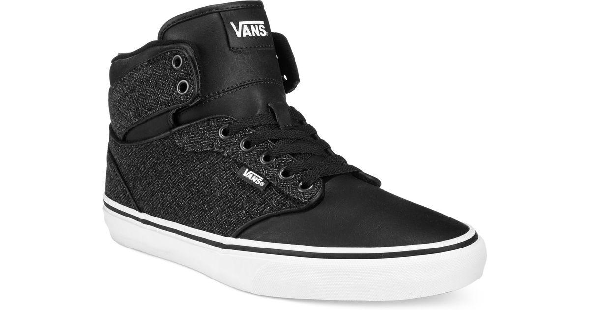 vans atwood hi shoes