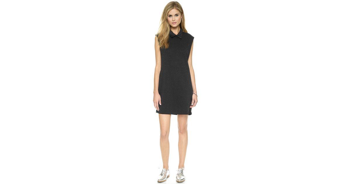 Petit N80okxwp In Lyst Dress Bateau Noirlurexnoir Black Loving kOPn0w