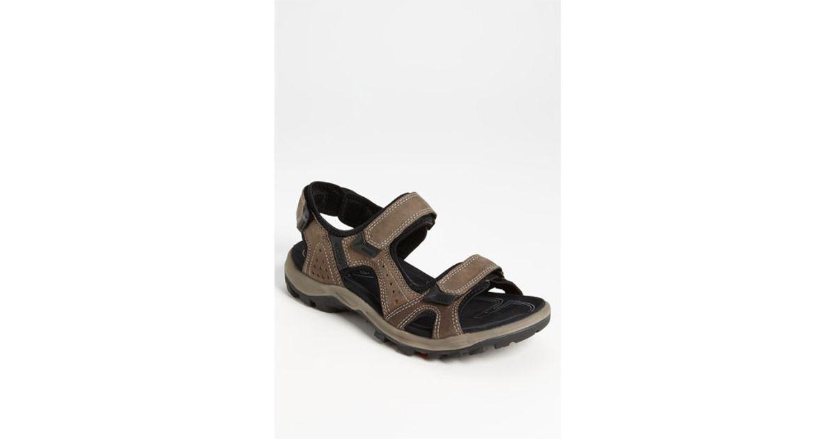 81fdc1c2d574 Lyst - Ecco  cheja  Sandal in Gray for Men