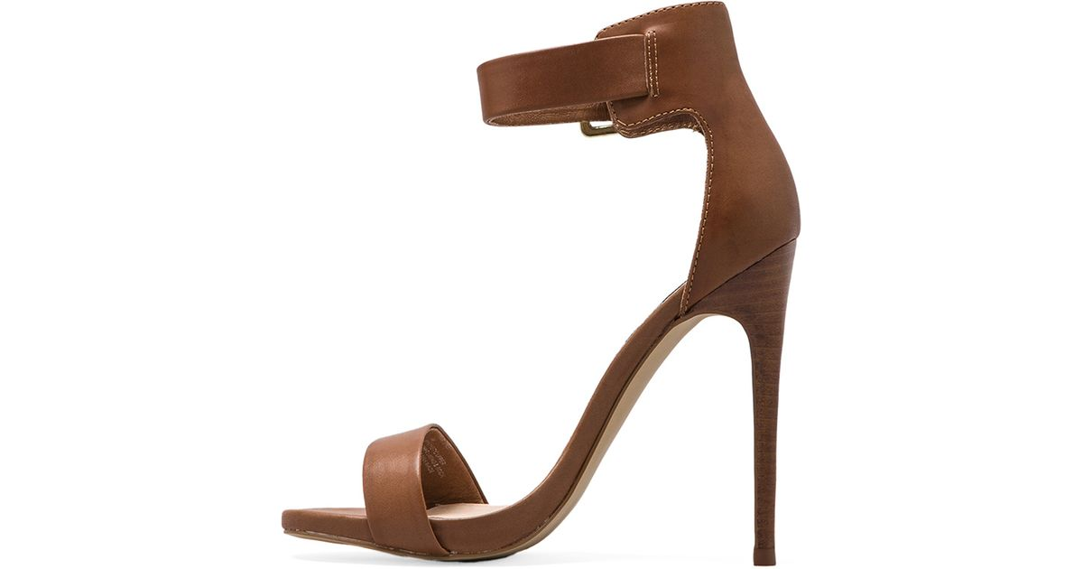 recognized brands outlet store uk store Steve Madden Marlene Heel in Tan in Cognac (Brown) - Lyst