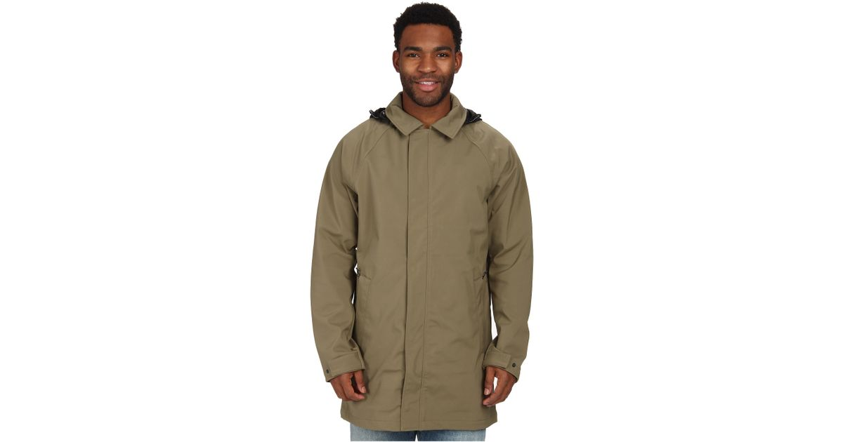 5ac46a2b6 The North Face Greer Trench Coat - Tradingbasis