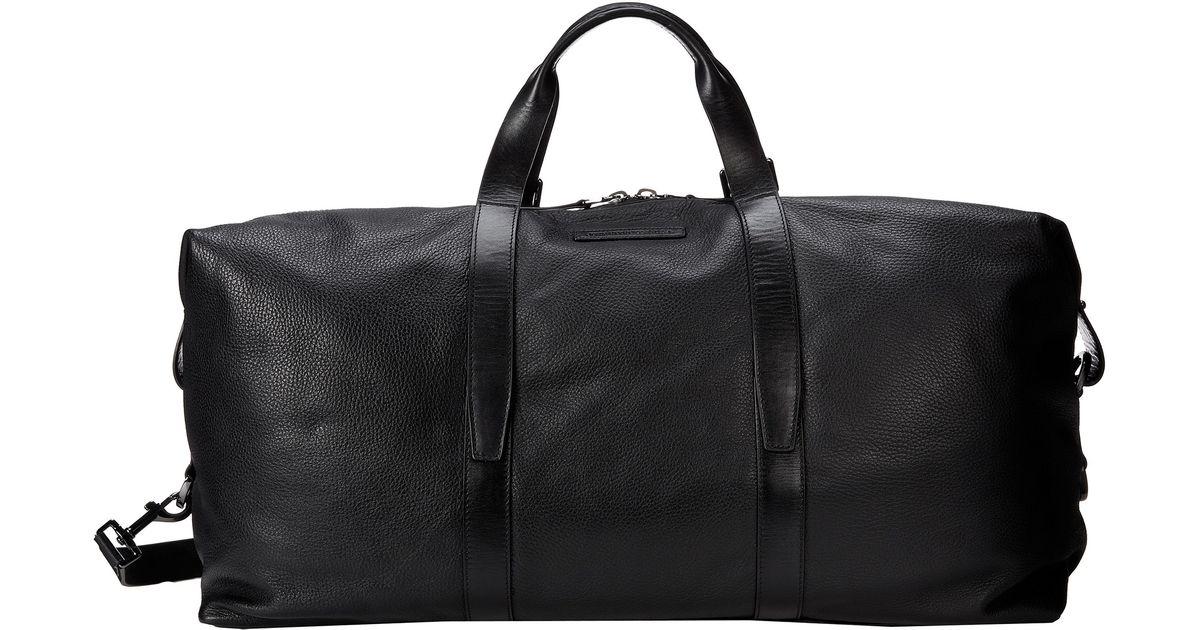 Driggs Duffle Bag In Black For Men Lyst