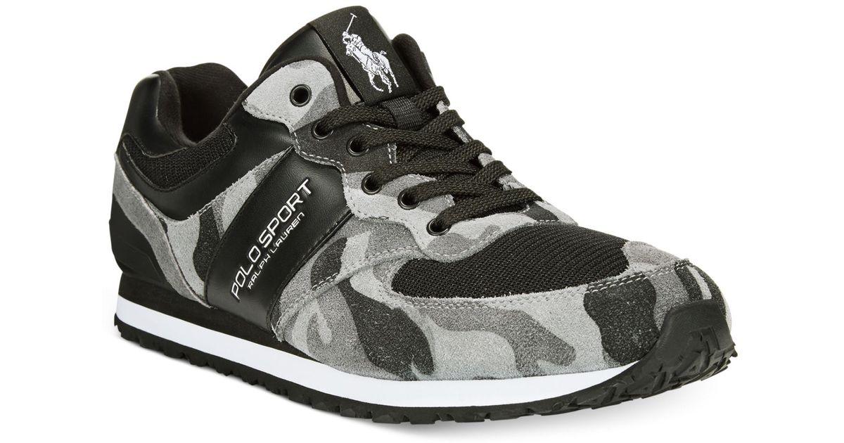 Polo Ralph Lauren Slaton Sport Sneakers