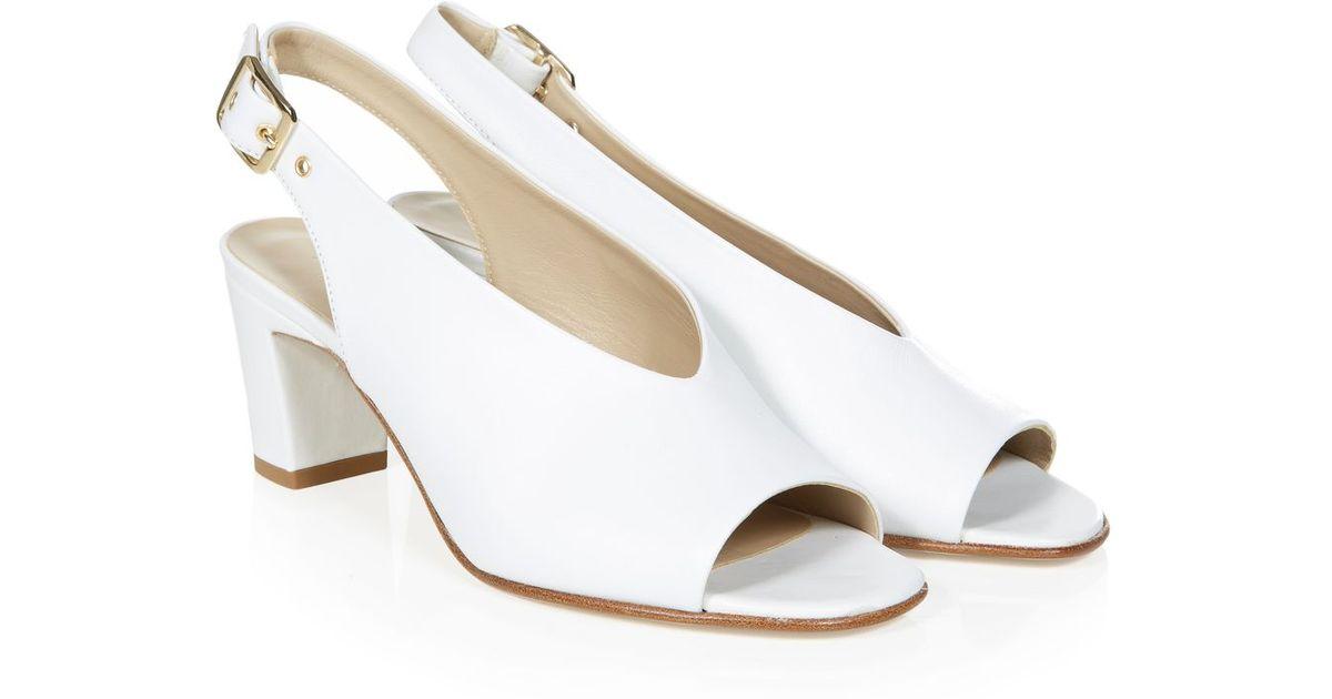 6ef7e2bfb9 Hobbs Kali Sandal in White - Lyst