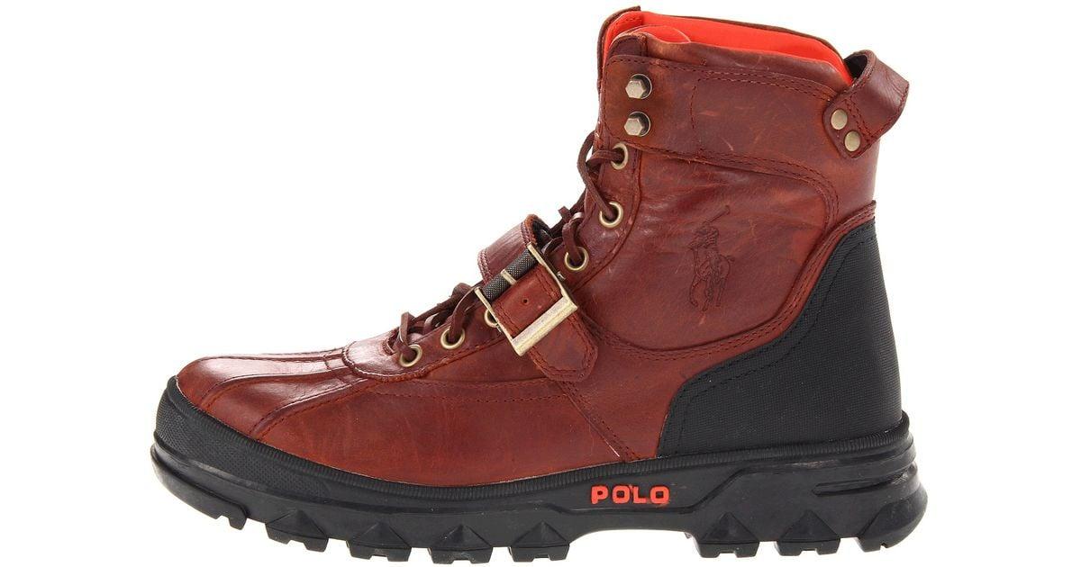 Polo Ralph Lauren Huntswood in Red for