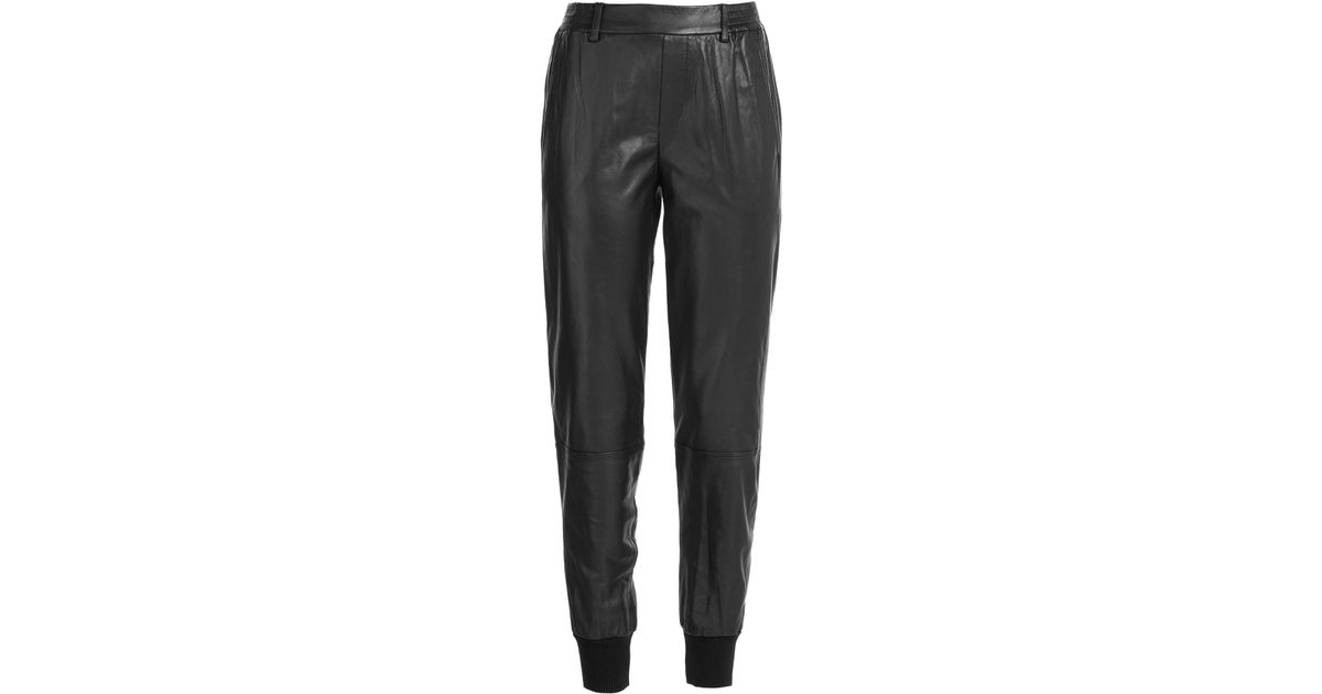 Find great deals on eBay for womens leather jogging pants. Shop with confidence.