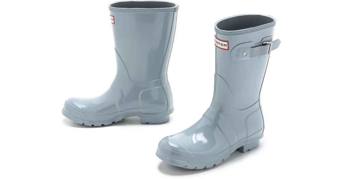 Womens Short Hunter Rain Boots Sale