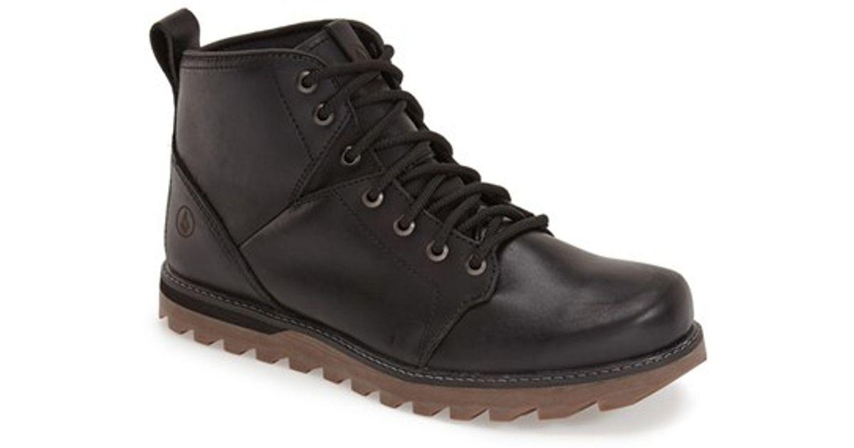 c75f7a34d40 Volcom Black 'contra' Boot for men