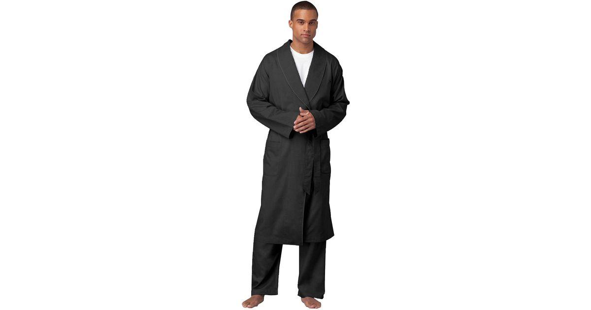 Lyst - Polo Ralph Lauren Connoisseur Robe in Black for Men