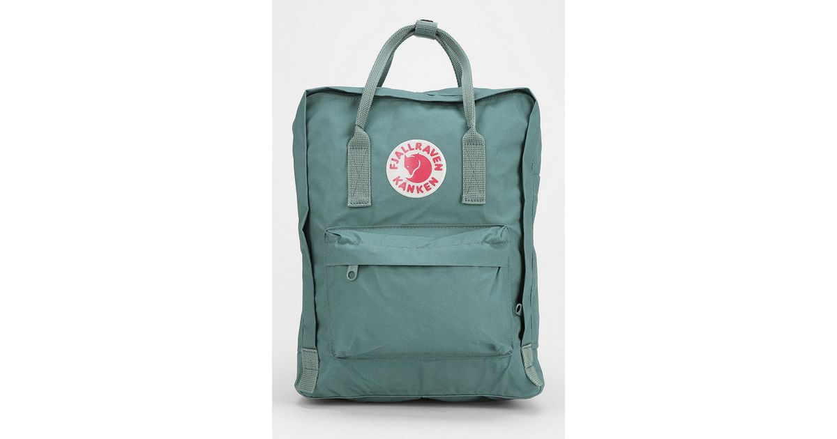 fjallraven kanken canvas backpack