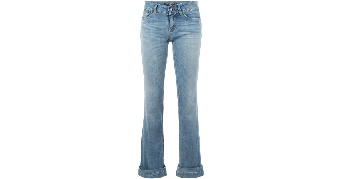 Free Shipping Purchase Dolce & Gabbana flared jeans Outlet Big Discount Wiki Cheap Online Clearance 100% Authentic Cheap 2018 Newest SUaVEWLV4