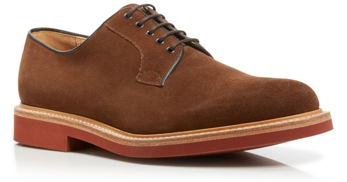 f915293c7bb61 Church's Fulbeck Oxfords in Brown for Men - Lyst