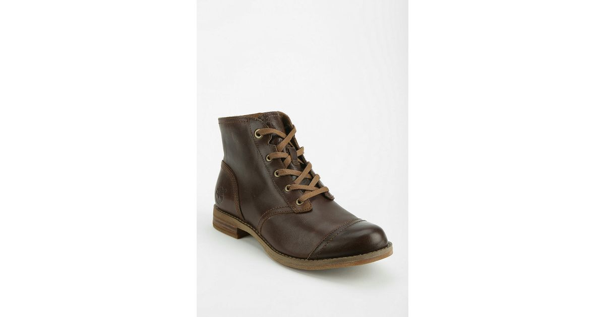 7c138a37d10 Timberland Ankle In Boot Brown Earthkeepers Lyst Laceup pdfxqqU