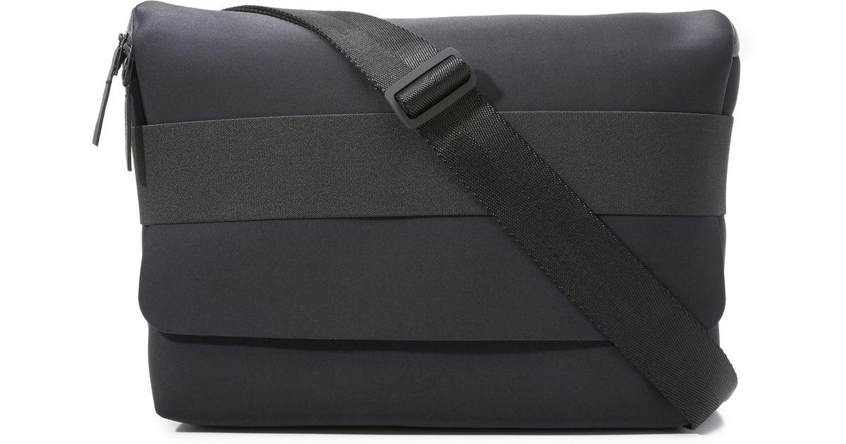 cb60de73e7 Lyst - Y-3 Qasa Messenger Bag in Black for Men