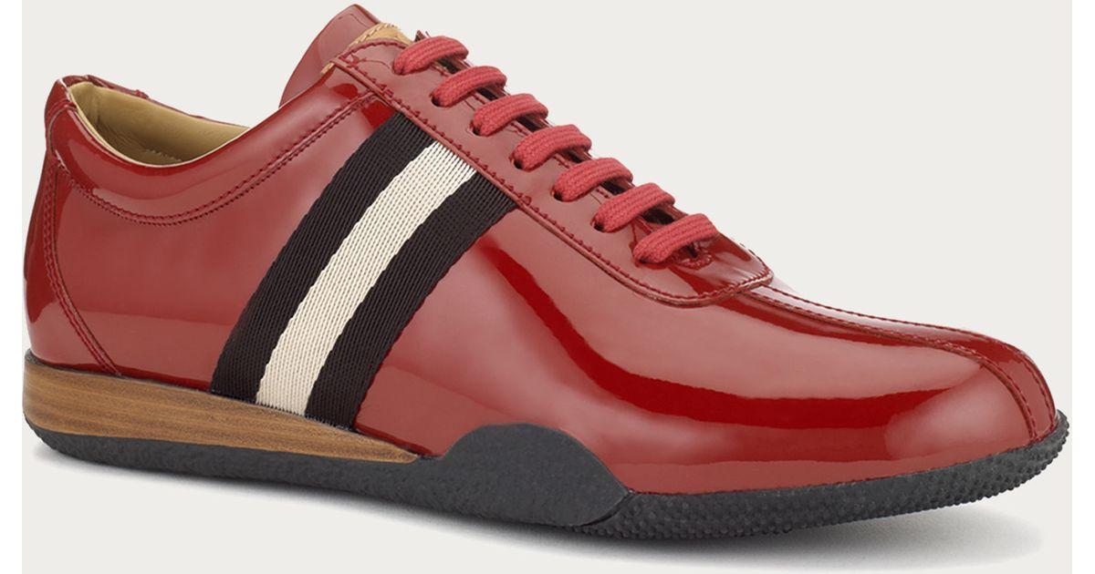 Bally Frenz in Red for Men - Lyst