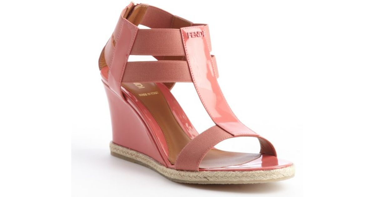 Fendi Nylon Platform Sandals online sale free shipping sale clearance factory outlet PksdiEP