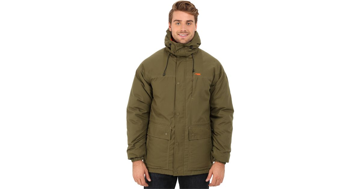 Mountain khakis Double Down Parka Jacket in Natural for Men | Lyst
