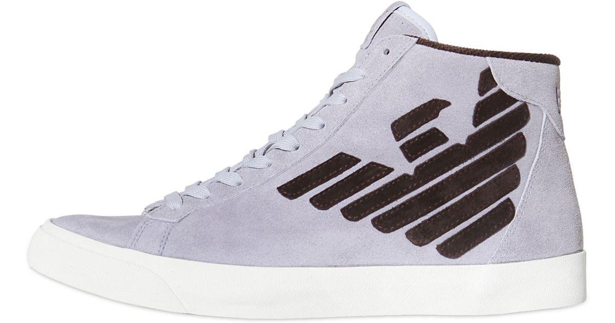 Armani High-tops Et Chaussures De Sport 0xbOnaG