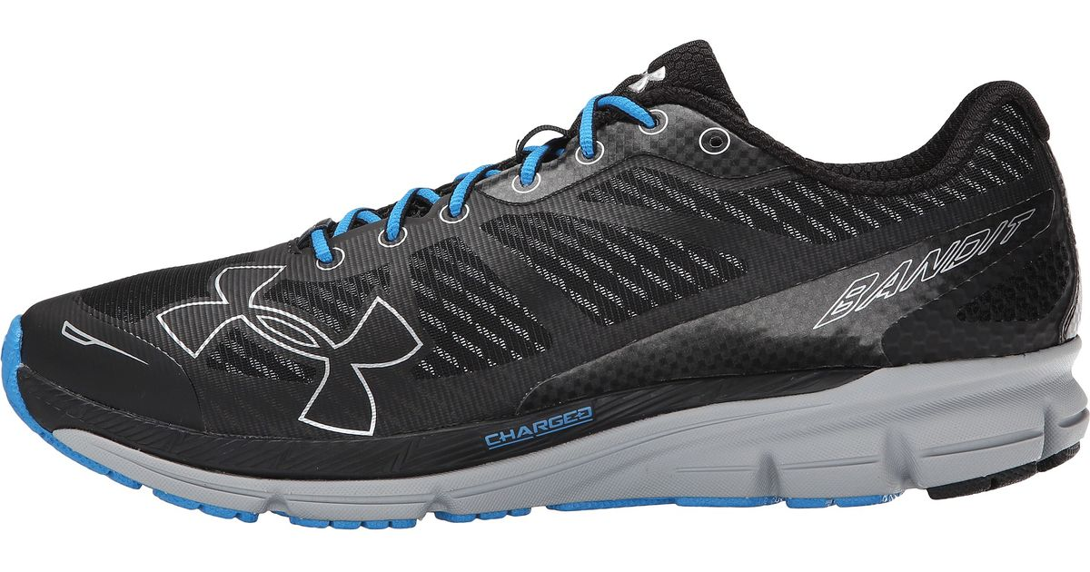 best loved 4ad67 1021d Under Armour Black Ua Charged Bandit Night for men