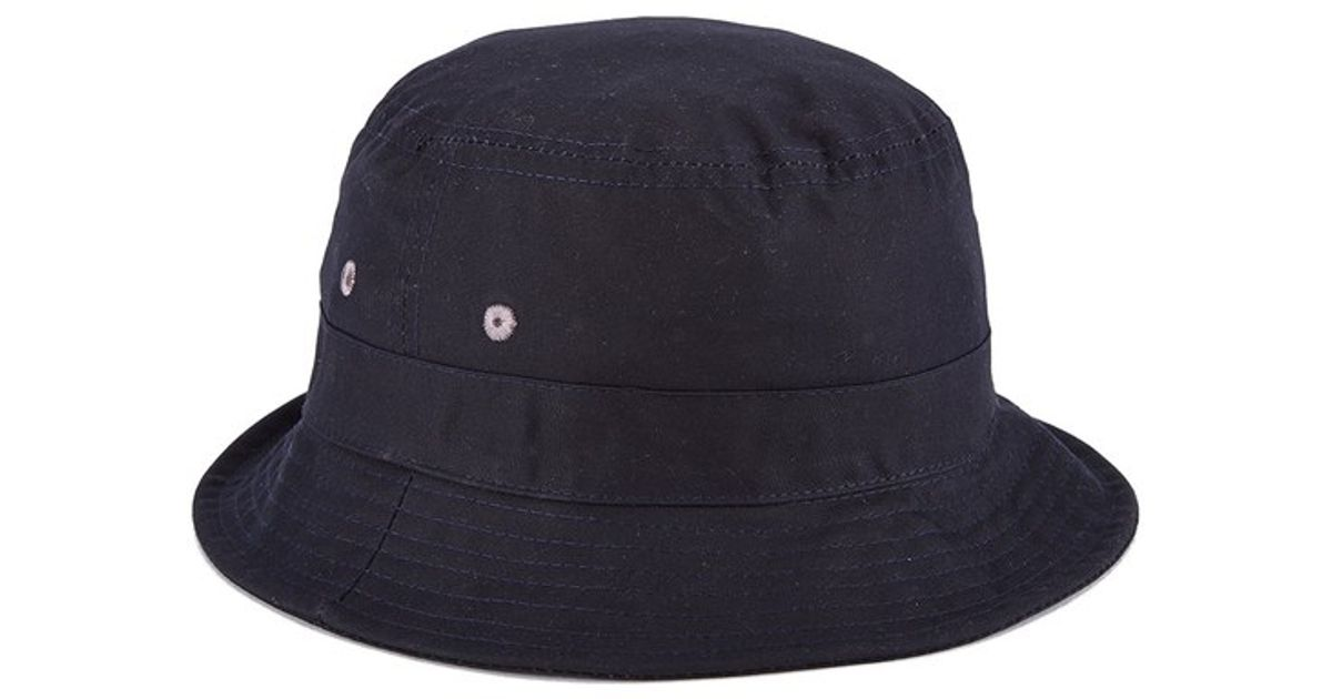 7a8ef35c90d Universal Works Bucket Hat in Blue for Men - Lyst