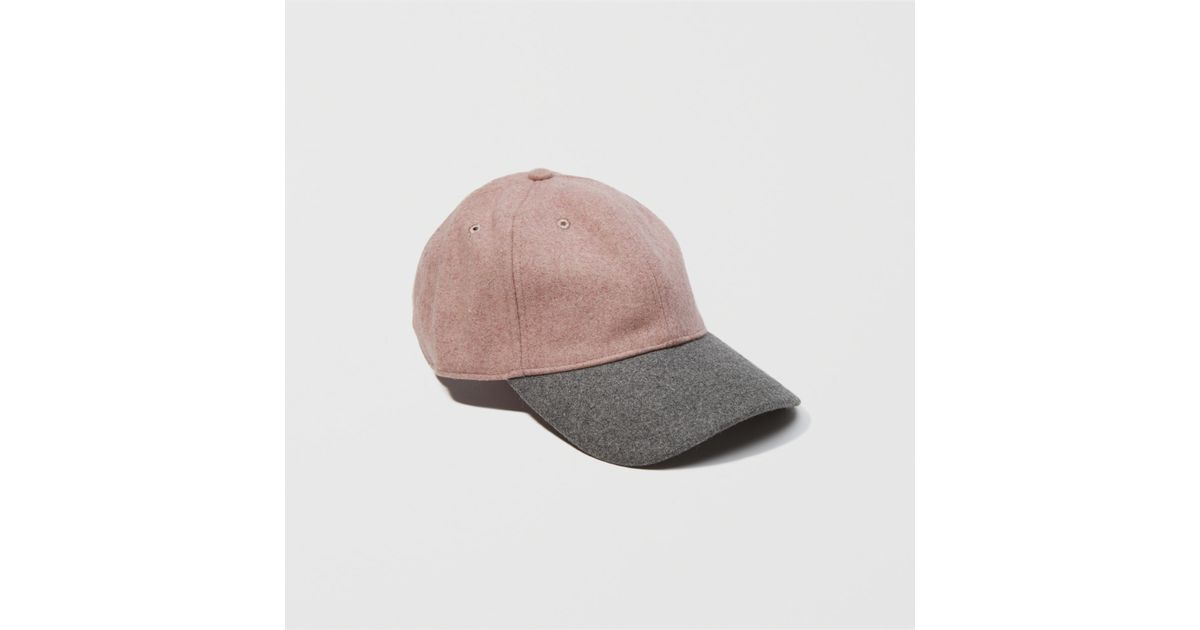 Lyst - Abercrombie   Fitch Baseball Hat Exchange Color   Size in Pink for  Men 91135827d21