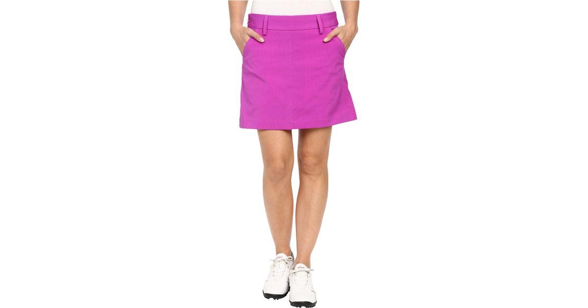 81110885da PUMA Pounce Skirt in Pink - Lyst