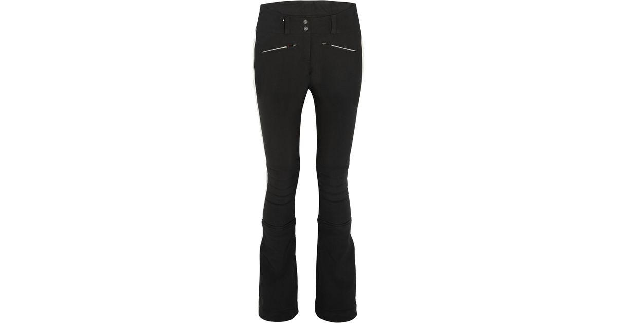Lyst - Perfect Moment Aurora Stretch Ski Pants in Black 7e7885eaad