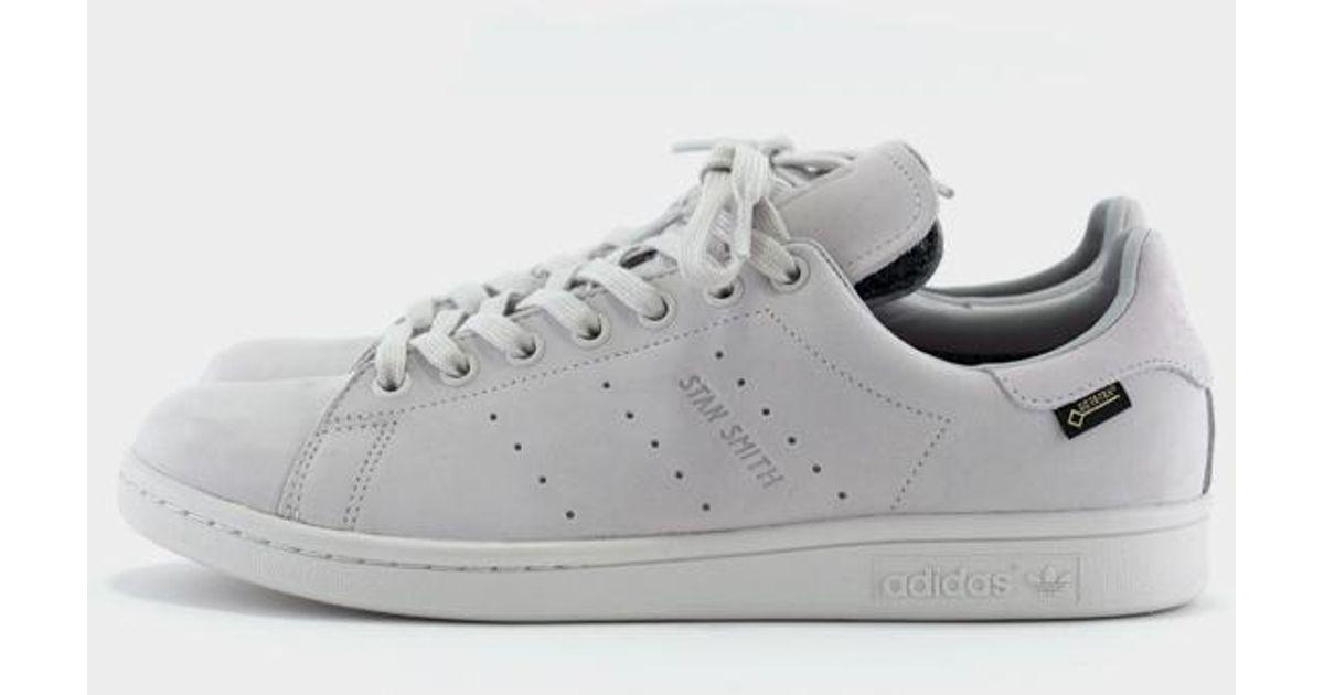 premium selection c2139 30c4c Adidas Gray Stan Smith Gtx Grey for men