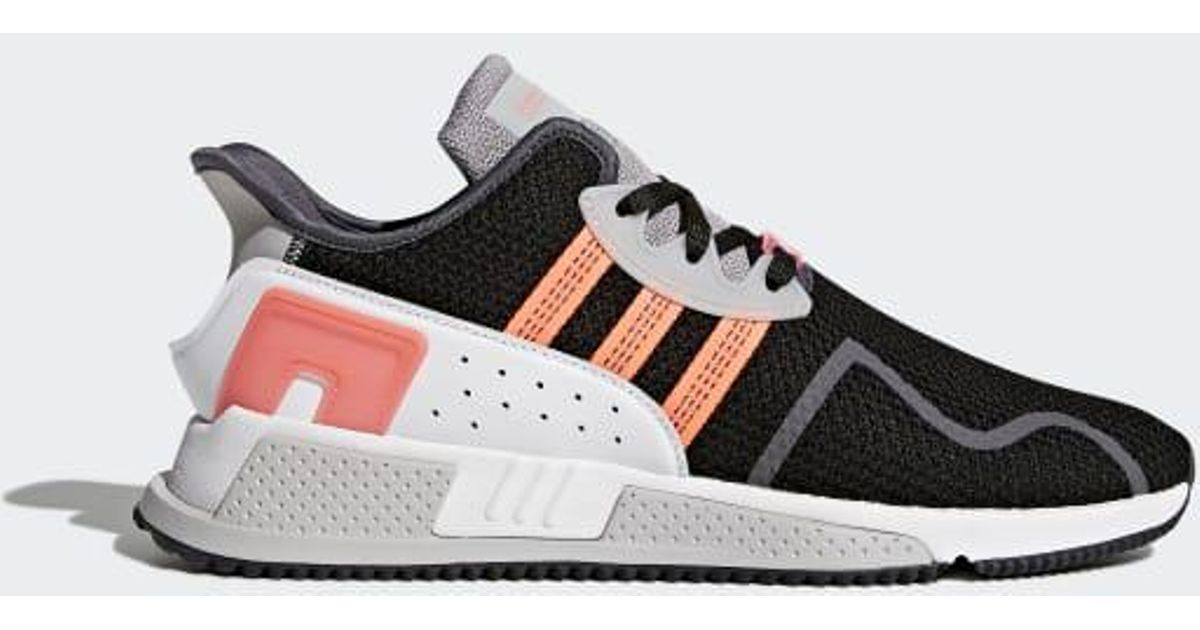 low priced d4759 a72e4 Lyst - Adidas Eqt Cushion Adv Shoes in Black for Men