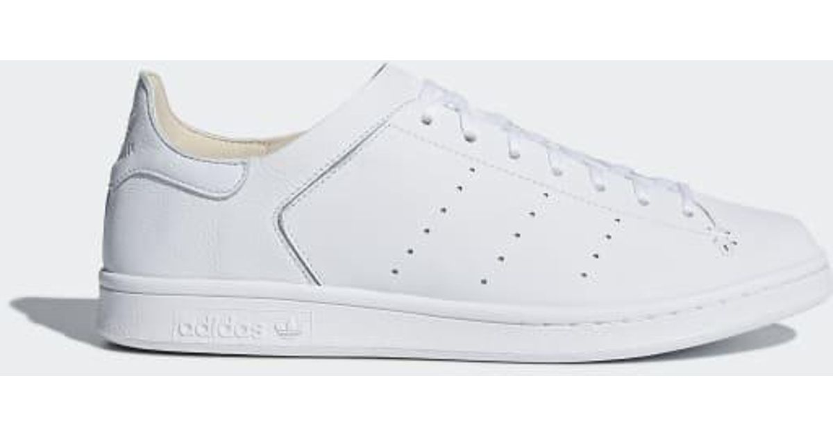 for whole family authentic quality footwear Adidas White Stan Smith Leather Sock Shoes for men