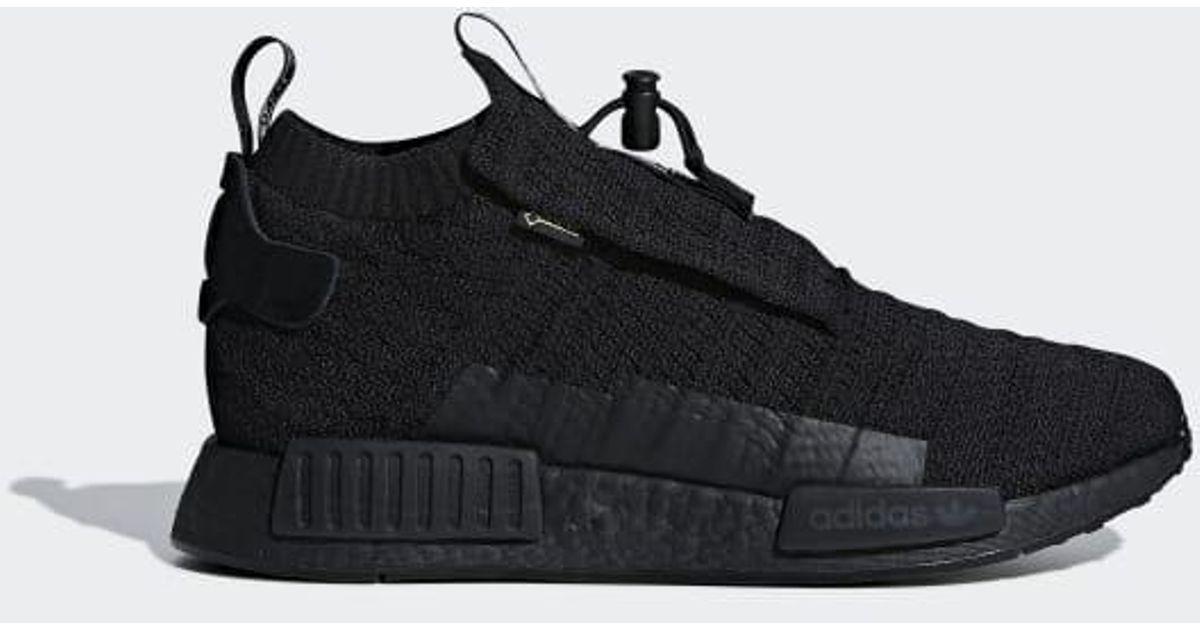 71b82869cc06e Lyst - adidas Nmd ts1 Primeknit Gtx Shoes in Black